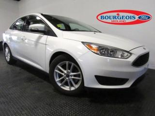 Used 2015 Ford Focus *CPO* SE 2.0L I4 1.9% FREE WARRANTY for sale in Midland, ON