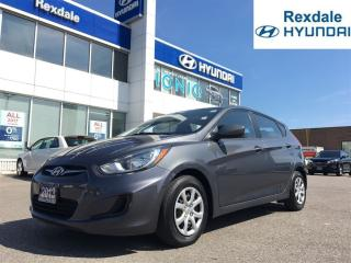 Used 2013 Hyundai Accent GL for sale in Etobicoke, ON