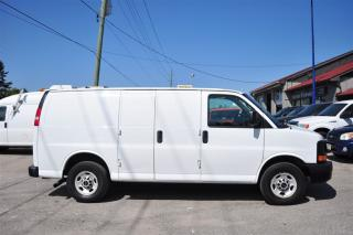 Used 2014 GMC Savana 2500 0 down 168.00 bi weekly for sale in Aurora, ON