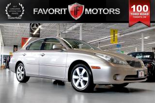 Used 2005 Lexus ES 330 SUNROOF | HEATED/VENTILATED SEATS | PWR SUNSHADE for sale in North York, ON