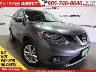Used 2016 Nissan Rogue SV| AWD| BACK UP CAMERA| POWER SEAT| for sale in Burlington, ON