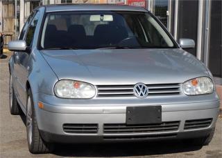 Used 2004 Volkswagen GTI 1.8T for sale in Etobicoke, ON