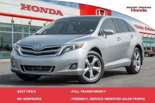 Used 2015 Toyota Venza V6 AWD XLE for sale in Whitby, ON