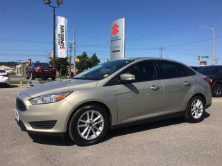 Used 2015 Ford Focus SE ~Heated Seats ~RearView Camera for sale in Barrie, ON