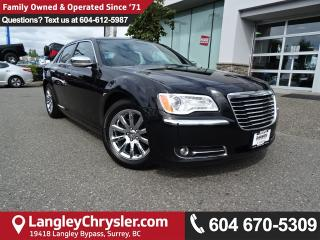 Used 2014 Chrysler 300C Base *LOCALLY OWNED*DEALER INSPECTED* for sale in Surrey, BC