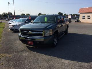 Used 2011 Chevrolet Silverado 1500 LS for sale in Morrisburg, ON