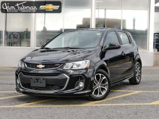 Used 2017 Chevrolet Sonic LT Auto for sale in Gloucester, ON