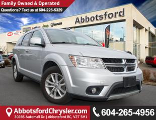 Used 2014 Dodge Journey SXT ACCIDENT FREE! for sale in Abbotsford, BC