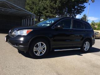 Used 2010 Honda CR-V EX-L for sale in Surrey, BC