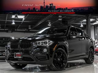 Used 2016 BMW X6 SPORT|HEADSUP|NAVI|REAR CAM|LOADED for sale in North York, ON