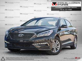 Used 2017 Hyundai Sonata for sale in Nepean, ON