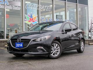 Used 2014 Mazda MAZDA3 GS/ 4 NEW TIRES/ ALL NEW BRAKES/ HEATED SEATS 0% FINANCE!!! for sale in Scarborough, ON