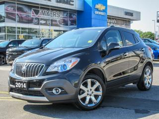 Used 2014 Buick Encore PREMIUM, NAV, SUNROOF, AWD *EVERY OPTION ON THIS!!!* for sale in Ottawa, ON