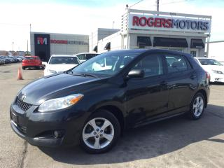 Used 2013 Toyota Matrix AUTO - SUNROOF - REMOTE STARTER for sale in Oakville, ON