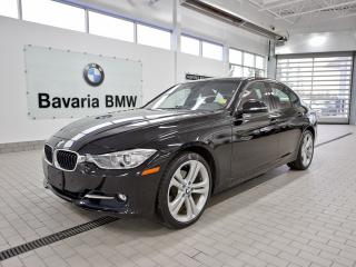 Used 2014 BMW 328i Sedan Sport Line for sale in Edmonton, AB