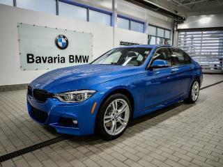New 2018 BMW 330i xDrive Sedan for sale in Edmonton, AB