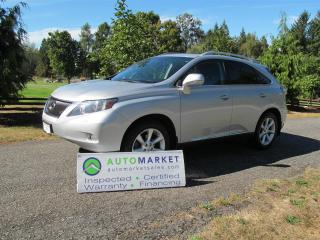 Used 2010 Lexus RX 350 Nav, AWD, Insp, Warr for sale in Surrey, BC