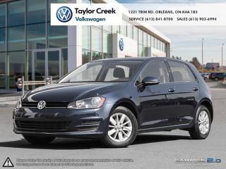 Used 2015 Volkswagen Golf 5-Dr 1.8T Trendline at Tip for sale in Orleans, ON