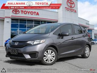 Used 2016 Honda Fit LX CVT for sale in Mono, ON