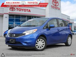 Used 2014 Nissan Versa Note Hatchback 1.6 SV CVT for sale in Mono, ON
