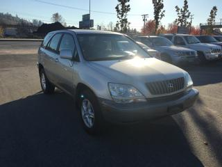 Used 2000 Lexus RX 300 4dr SUV 4WD for sale in Coquitlam, BC