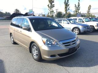 Used 2007 Honda Odyssey 5dr Wgn EX-L 8PASS for sale in Coquitlam, BC