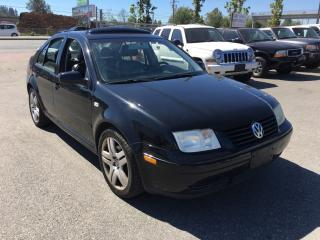 Used 2003 Volkswagen Jetta 4dr Sdn GLS Turbo Auto for sale in Coquitlam, BC