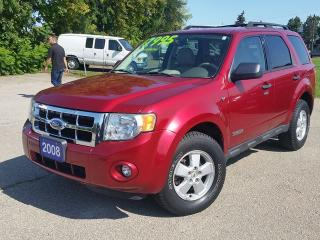 Used 2008 Ford Escape XLT for sale in Beamsville, ON