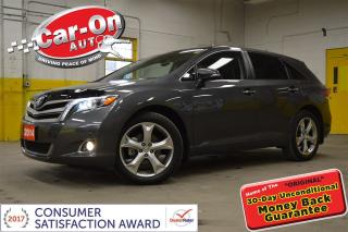 Used 2014 Toyota Venza Limited V6 LEATHER PANO ROOF NAV ONLY 20,000 KM for sale in Ottawa, ON