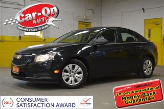 Used 2012 Chevrolet Cruze LS A/C POWER GROUP BLUETOOTH for sale in Ottawa, ON