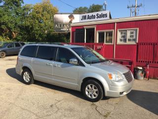 Used 2008 Chrysler Town & Country TOURING for sale in Toronto, ON