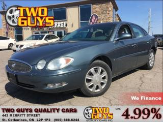 Used 2006 Buick Allure CX NICE LOCAL TRADE IN for sale in St Catharines, ON