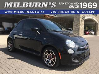 Used 2012 Fiat 500 Sport for sale in Guelph, ON