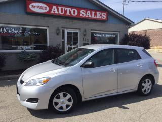 Used 2010 Toyota Matrix BASE for sale in London, ON