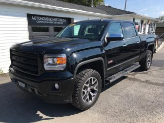 Used 2014 GMC Sierra 1500 SLE for sale in Kingston, ON