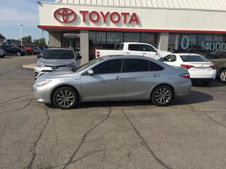 Used 2015 Toyota Camry XLE for sale in Cambridge, ON