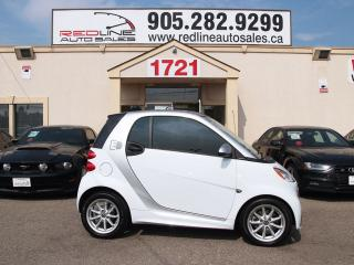 Used 2014 Smart fortwo electric drive Fully Electric, Glass Roof, WE APPROVE ALL CREDIT for sale in Mississauga, ON