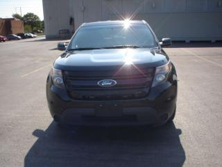 Used 2014 Ford Explorer AWD,BACK UP CAMERA,BLK/BLK,EX POLICE for sale in Mississauga, ON