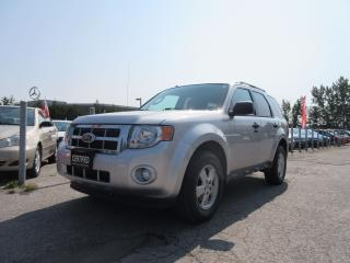 Used 2012 Ford Escape XLT V6 / LEATHER SEATS /ALLOYS / LOCAL CAR for sale in Newmarket, ON