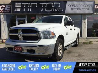 Used 2014 Dodge Ram 1500 ST ** 4X4, Bluetooth, Tow Package, V6 ** for sale in Bowmanville, ON