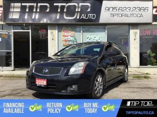 Used 2008 Nissan Sentra SE-R ** Sunroof, New Tires, Low KMS ** for sale in Bowmanville, ON