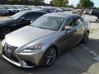 Used 2014 Lexus IS 250 LUXURY AWD for sale in Toronto, ON