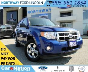 Used 2008 Ford Escape XLT 3.0L | SUN ROOF | V6 | for sale in Brantford, ON