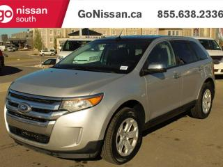 Used 2013 Ford Edge SEL- LEATHER, DUAL SUNROOF, HETED SEATS! for sale in Edmonton, AB