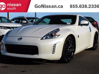 Used 2016 Nissan 370Z VERY LOW KMS, AIR, ENTHUSIAST PACKAGE for sale in Edmonton, AB
