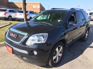 Used 2011 GMC Acadia SLT for sale in Woodbridge, ON