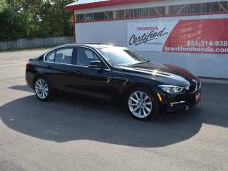Used 2017 BMW 320 i xDrive 4dr All-wheel Drive Sedan for sale in Brantford, ON