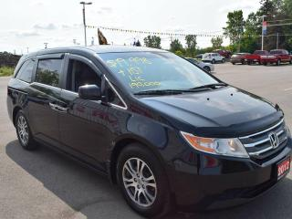Used 2012 Honda Odyssey EX-L w Rear Entertainment for sale in Brantford, ON