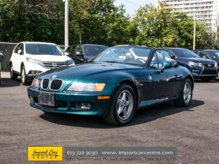 Used 1997 BMW Z3 1.9L for sale in Ottawa, ON