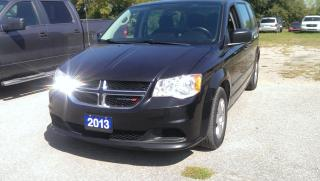 Used 2013 Dodge Grand Caravan SE STOW &GO for sale in Cambridge, ON